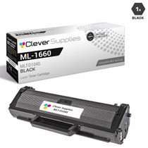 Compatible Samsung MLT-D104S MICR Laser Toner Cartridge Black