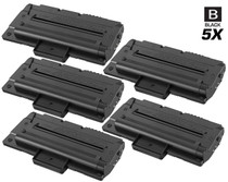 Compatible Samsung SCX-4300 Laser Toner Cartridge Black 5 Pack