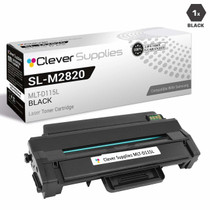 Samsung MLT-D115L Compatible High Yield MICR Laser Toner Cartridge Black