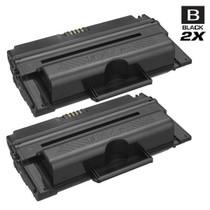 Compatible Samsung MLT-D206L High Yield Laser Toner Cartridge Black 2 Pack