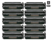 Canon S35 (7833A001AA) Toner Cartridges Compatible Black 10 Pack