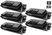 Samsung ML-3560DB Premium OEM Quality Compatible High Yield Laser Toner Cartridge Black 5 Pack