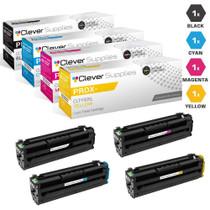 Compatible Samsung ProXpress C2620DW Premium Quality Laser Toner Cartridge 4 Color Set