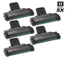 Compatible Samsung SCX-4725F Laser Toner Cartridges Black 5 Pack