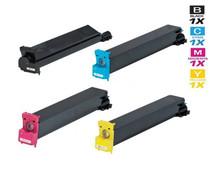 Compatible Konica Minolta TN-312 Laser Toner Cartridges 4 Color Set (8938-701/ 8938-704/ 8938-703/ 8938-702)
