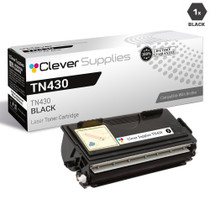 Compatible Premium Brother TN430 Laser Toner Cartridge Black