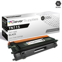 Compatible Premium Brother TN115BK Laser Toner Cartridge High Yield Black