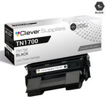 Brother TN1700 Laser Toner Compatible Cartridge MICR Black