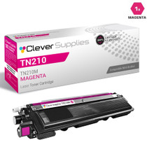 Brother TN210M Laser Toner Compatible Cartridge Magenta