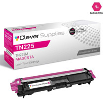 Brother TN225M Laser Toner Compatible Cartridge High Yield Magenta
