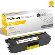 Compatible Brother TN315Y Laser Toner Cartridge High Yield Yellow