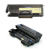 Compatible Brother TN460-DR400 Laser Toner and Drum Unit Cartridge