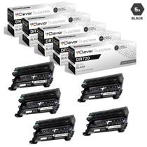 Brother TN720 Laser Toner Compatible Cartridge Black 5 Pack
