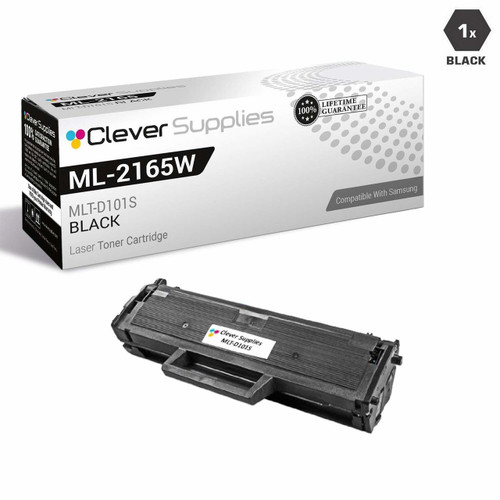 Compatible Samsung MLT-D101S Laser Toner Cartridge Black