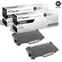Compatible Brother TN850 Laser Toner Cartridge High Yield Black 2 Pack