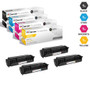 CS Compatible Replacement for HP 305A Premium Quality Toner Cartridge 4 Color Set (CE410A/ CE411A/ CE412A/ CE413A)