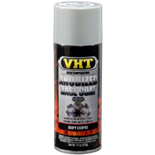 VHT BASE SILVER ANODIZED COLOR COAT