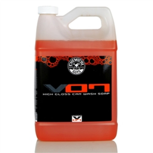 CHEMICAL GUYS HYBRID V7 OPTICAL SELECT HIGH SUDS CAR WASH SOAP (1 GAL)