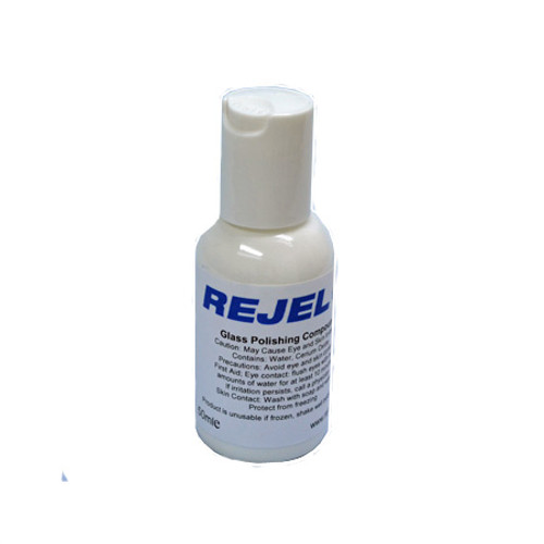 REJEL DIY GLASS POLISHING COMPOUND (50ml)