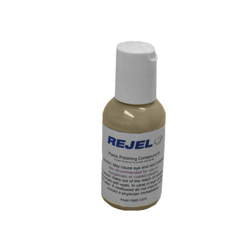 REJEL DIY PLASTIC ACRYLIC POLISHING COMPOUND B (50ml)