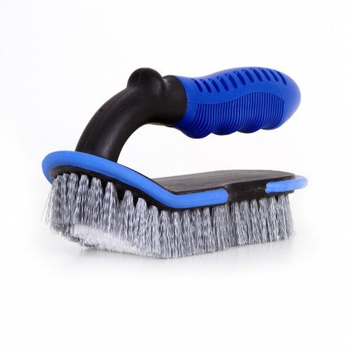 Grip upholstery brush
