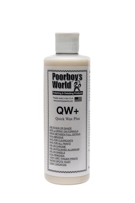 Poorboys World QW+ 16oz (473ml)
