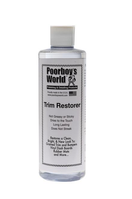 Poorboys World Trim Restorer 16oz (473ml)