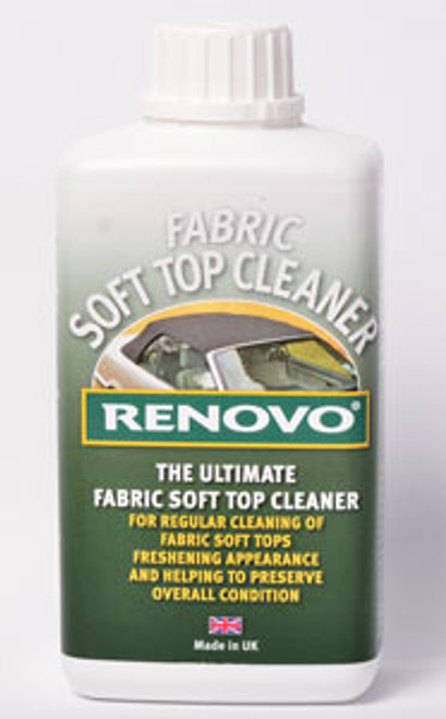 Renovo Fabric Soft Top Cleaner 500ml