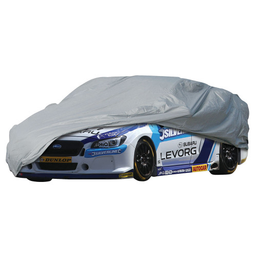 Silverline Car Cover (Large)