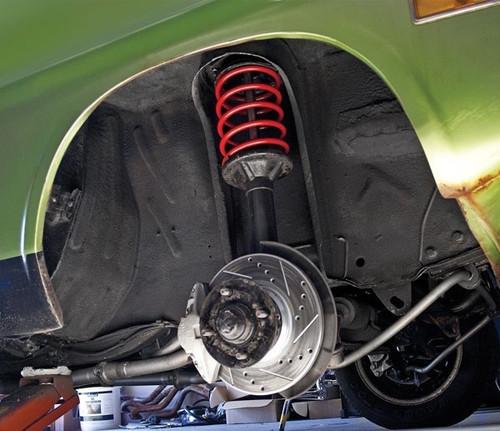 Eastwood Rubberised Rust Encapsulator Undercoating 425g (Aerosol)