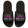 Wreck This Flip Flops-Black W/Color Of Choice (SEE SIZE CHART)