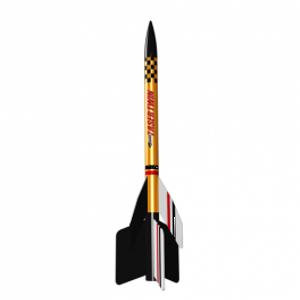 Taser Twin (12 rockets) Flying Model Rocket Bulk Pack - Estes 1701