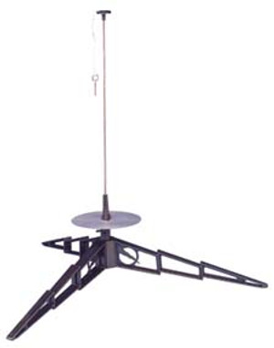 Porta Pad II Launch Pad Accessory for Flying Model Rockets - Estes 302215