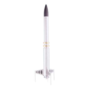 Free Ion Pulsar Model Rocket - Custom 10028