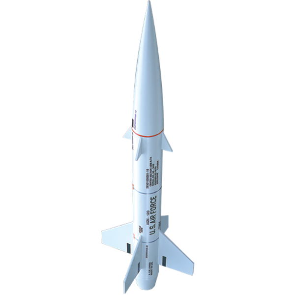 Bull Pup 12D Flying Model Rocket - Estes 7000