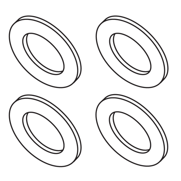 CD-5060 Centering Disks (10 rings) - Custom 23035