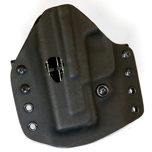 Ready2Ship Kydex OWB Holster - Front - Black