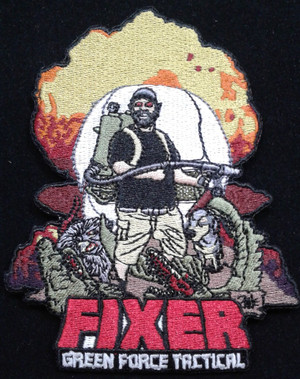 Fixer A5 Patch
