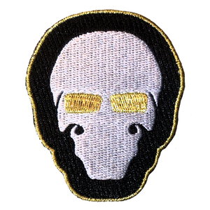 Gold Garry Patch