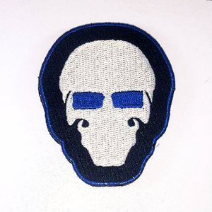 Blue Garry Patch