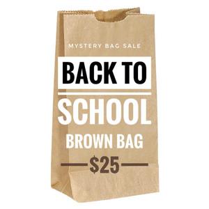 Back 2 School Mystery bag