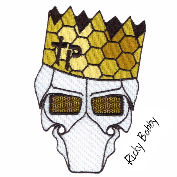 Paper Hat Garry Patch - Ricky Bobby