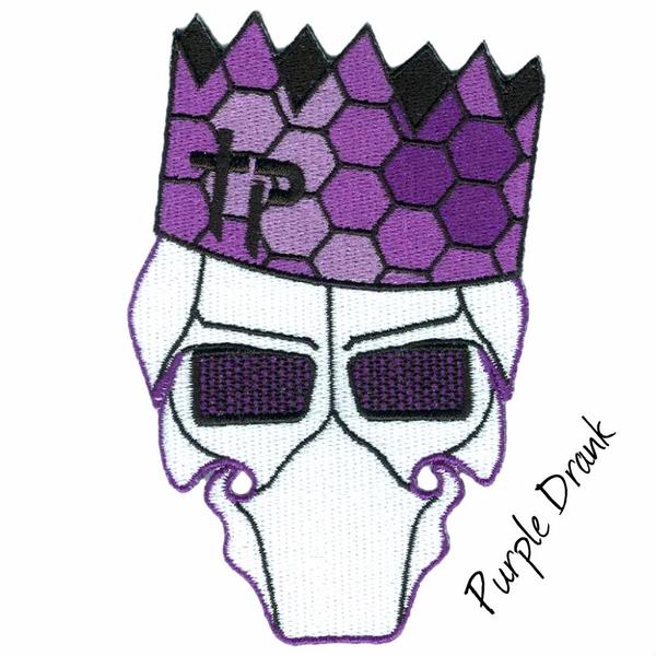 Paper Hat Garry Patch - Purple Drank