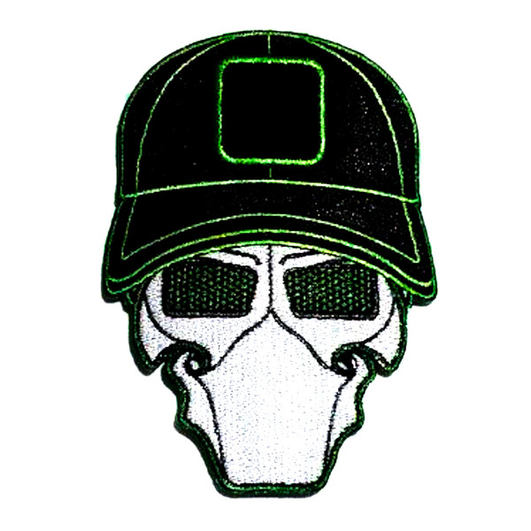 MFCFO Toxic Ball Cap Logo Patch