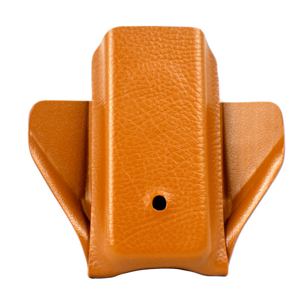 Pocket Mag Carrier - Single Stack - London Tan Raptor - Back
