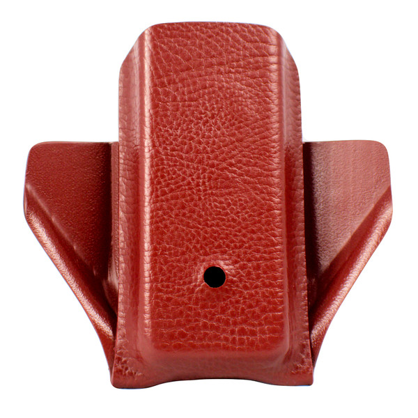 Pocket Mag Carrier - Single Stack - Chestnut Raptor - Back
