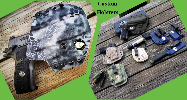 Custom Kydex Holsters