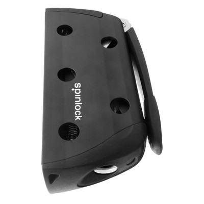 Spinlock XXA Powerclutch, Side Mount Port, Black
