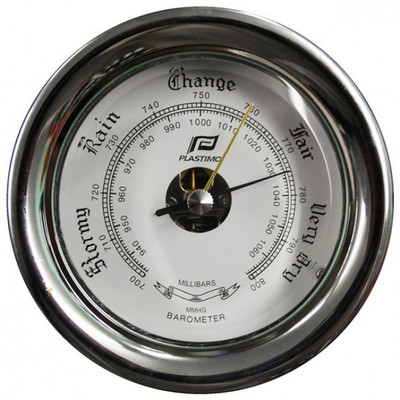 "Plastimo 3"" Barometer Sealed"