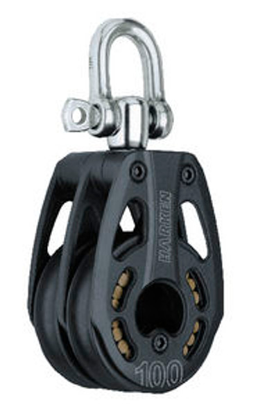 Harken 100mm Double Block